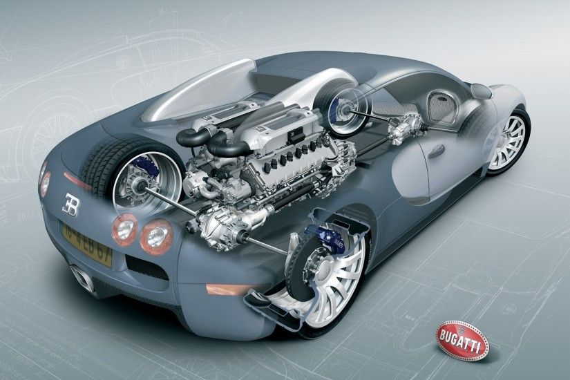 Bugatti-Veyron-internal-design