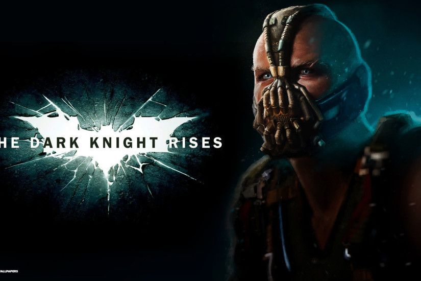 villain bane the dark knight rises 1920x1080