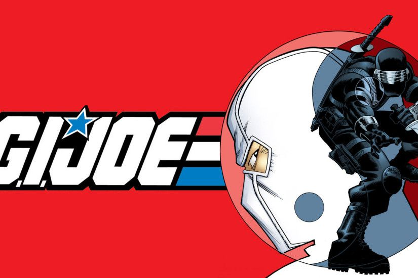 Comics - G.I. Joe: A Real American Hero Snake Eyes (G.I. Joe) Wallpaper