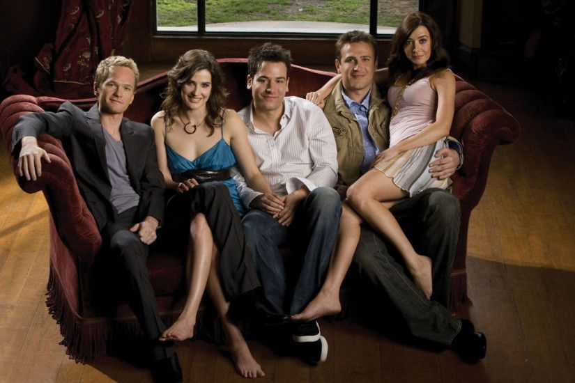 How I Met Your Mother 1920x1200 wallpaper