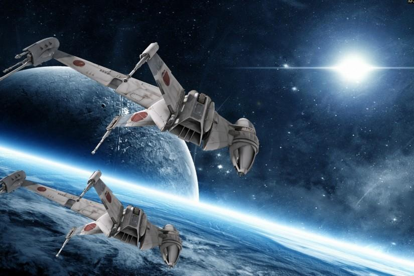 Star Wars Ships Wallpaper Gallery 1920x1080 · Cool Star Wars Battle  Backgrounds Wallpapers 1920x1080