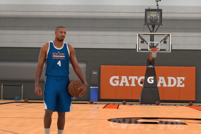 'NBA 2K17' MyCareer Mode Features Michael B. Jordan, Revamped Character  Creation | Player.One