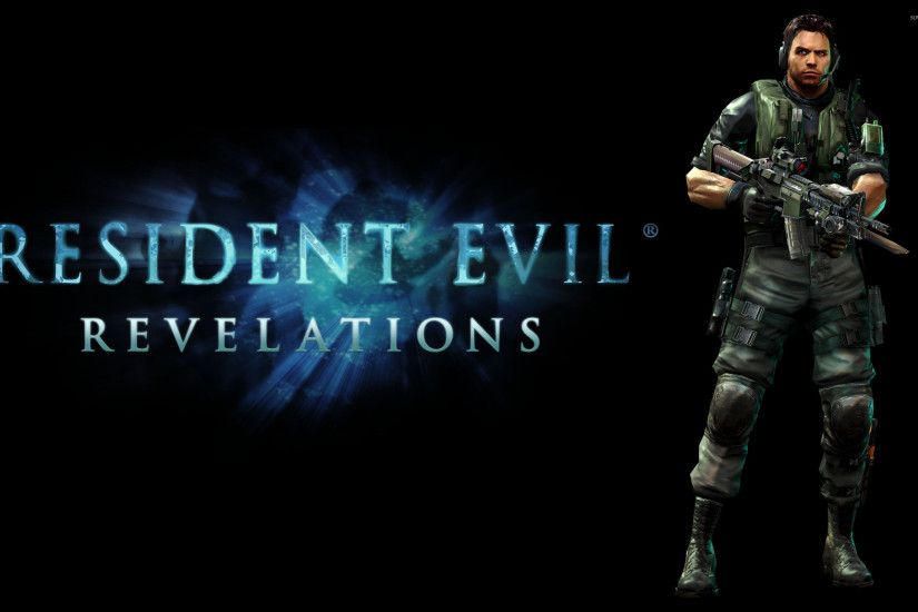Jill Valentine - Resident Evil: Revelations [2] wallpaper - Game