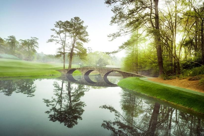 augusta national masters 2015 background