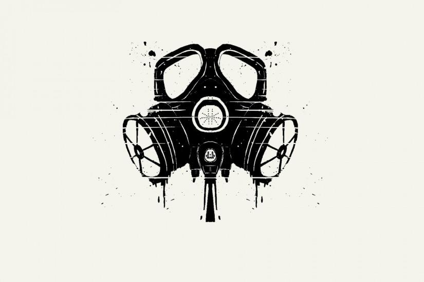 most popular gas mask wallpaper 1920x1200 for pc