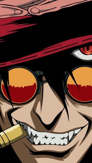 Alucard - Hellsing iPhone 6s Wallpapers HD