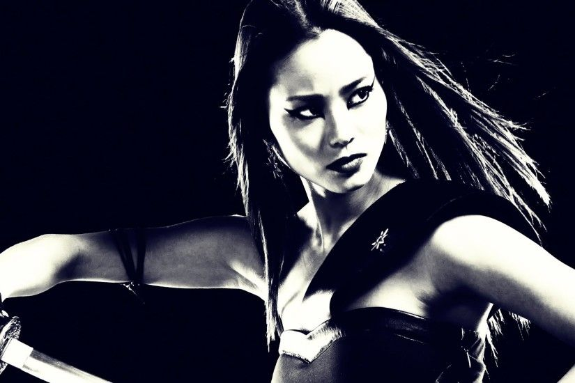 sin city:a dame to kill for a woman for which there is a kill