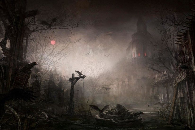 Dark Art Wallpapers
