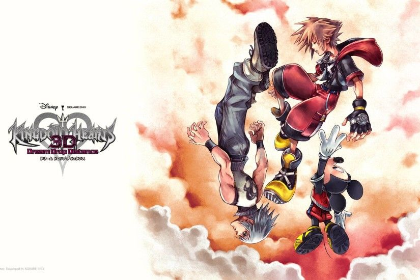 Kingdom Hearts 3D Wallpaper (HD)