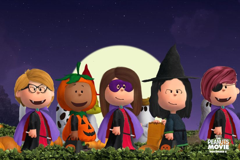 keysmash the peanuts movie halloween peanutize me wallpaper