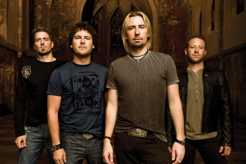 New Nickelback Images & Wallpapers Gerontius Lere