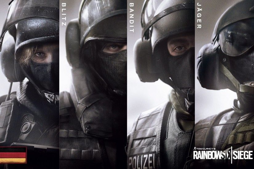 HD Wallpaper | Background ID:685314. 1920x1200 Video Game Tom Clancy's  Rainbow Six: Siege