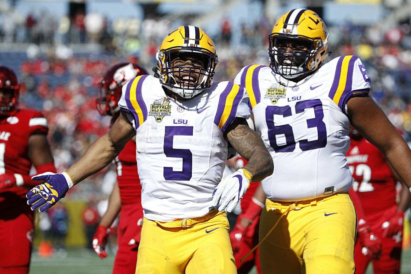 LSU football preview: Tigers 2017 schedule, roster and three things to  watch | NCAA Football | Sporting News