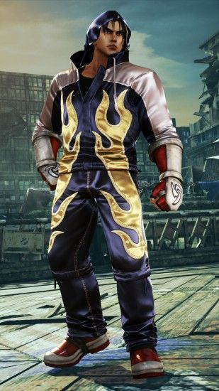 ... tekken 4 jin kazama jin-kazama-hd-wallpapers-11 | Jin Kazama HD  Wallpapers | Pinterest