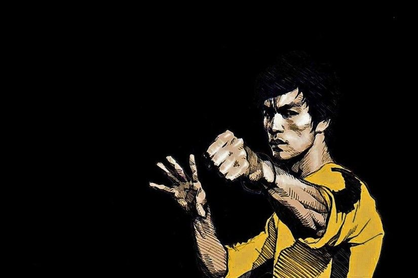 Fonds d'écran Bruce Lee : tous les wallpapers Bruce Lee