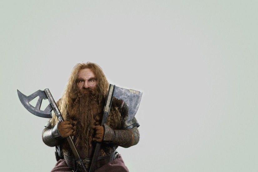 The Lord Of The Rings, Gimli, Dwarfs, Axes, Moustache Wallpapers .