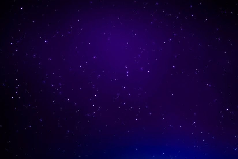 Subscription Library Spinning Purple and Blue Starry Sky in Space