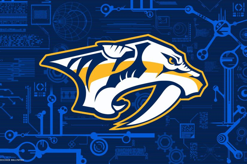 nashville predators nfl hockey team hd widescreen wallpaper