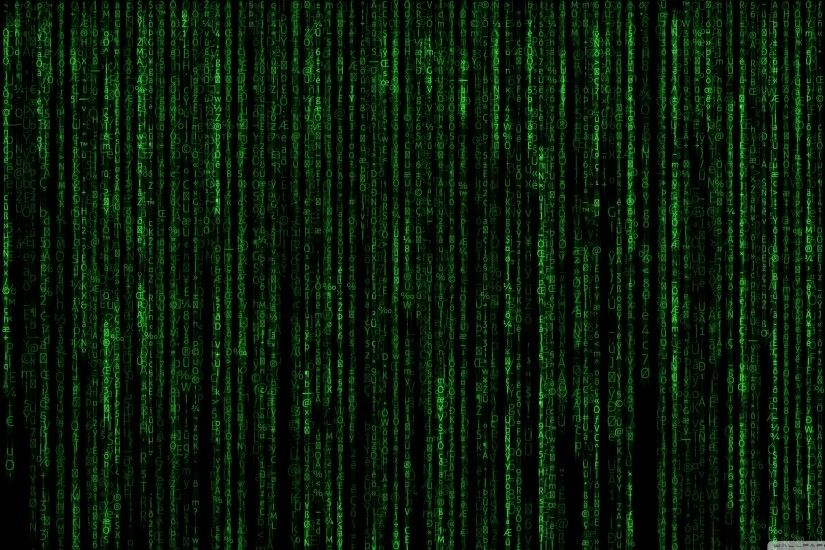 Image for Free Matrix Code Computer HD Wallpaper