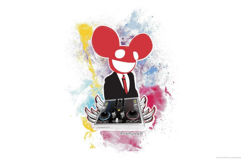 Deadmau5 graffiti for 1920x1200