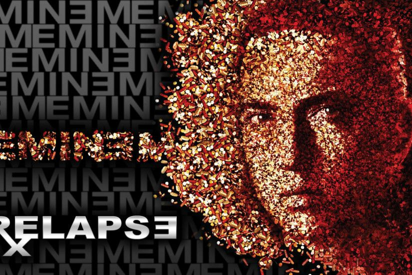 Music - Eminem Relapse Wallpaper