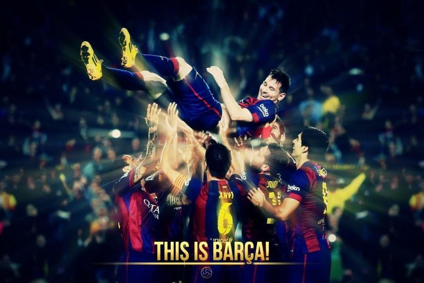 Free Download FC Barcelona Wallpapers HD.