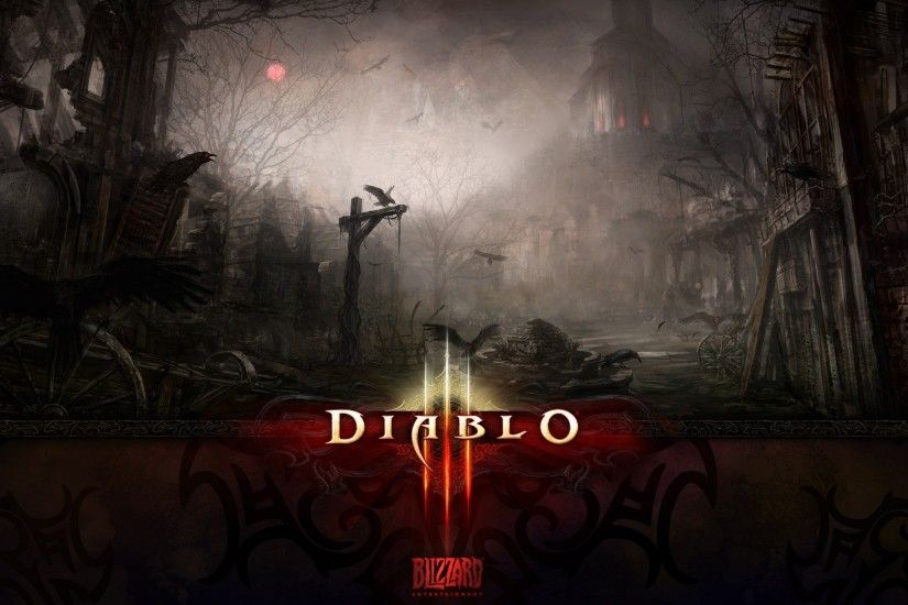 Diablo III Wallpaper Diablo 3 Games Wallpapers
