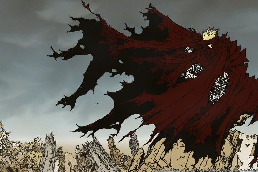 Vash the Stampede · HD Wallpaper | Background ID:756933