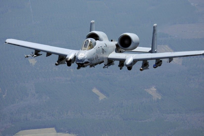 A-10 Thunderbolt II (Warthog) | High-Resolution Photos for Download:
