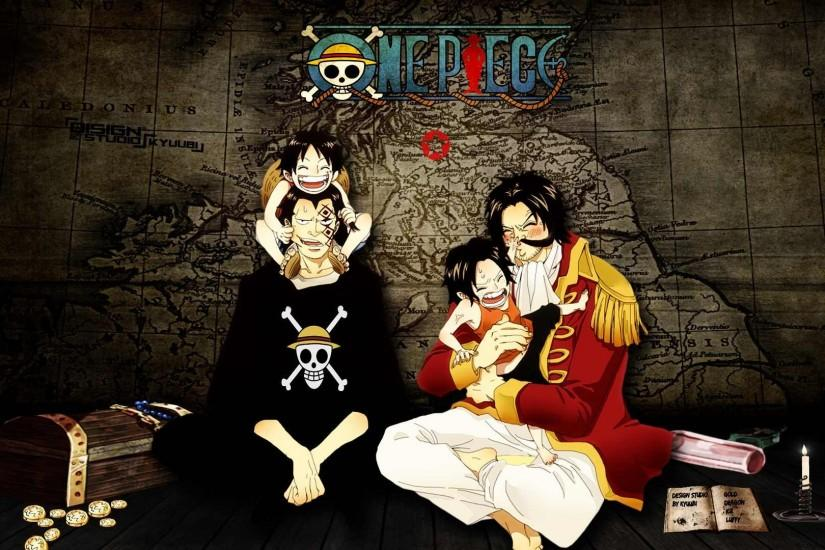 One Piece Wallpaper HD 43 Backgrounds | Wallruru.