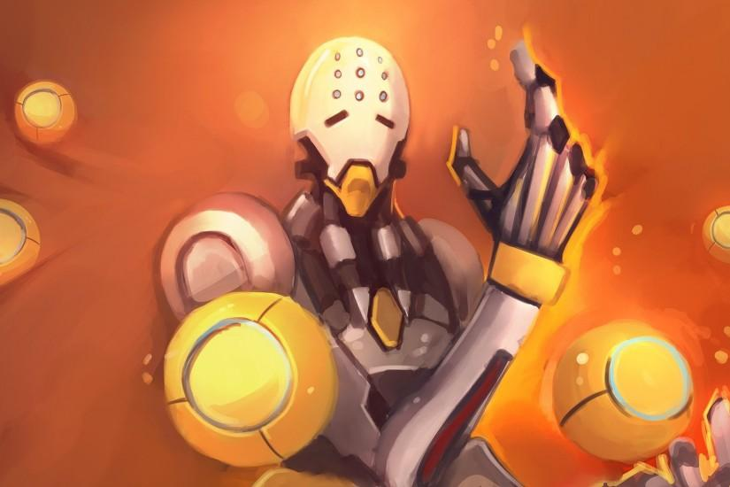 zenyatta wallpaper 1920x1080 retina