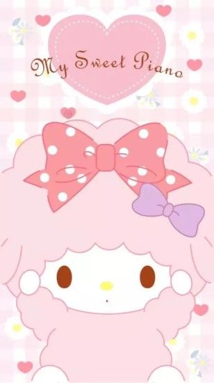 My Melody, Sanrio