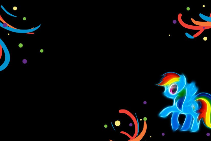 Rainbow Dash Backgrounds (20 Wallpapers)