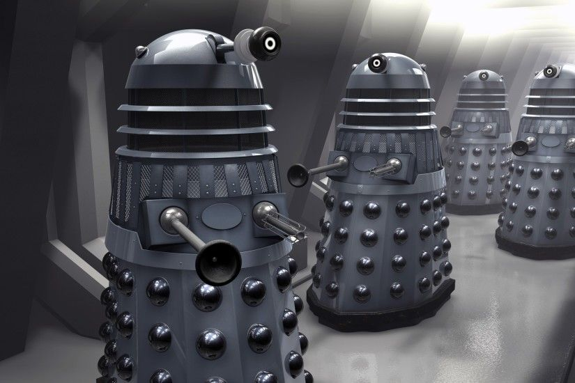 Doctor Who, The Doctor, Daleks Wallpapers HD / Desktop and Mobile  Backgrounds