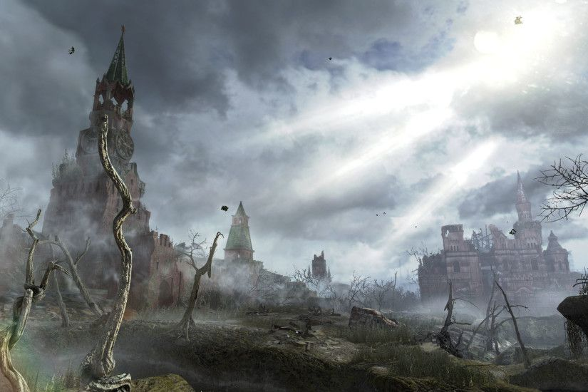 Metro: Last Light review: red scare