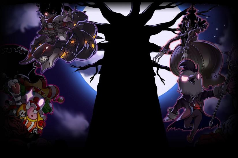 Image - MapleStory Background Root Abyss Villains.jpg | Steam Trading Cards  Wiki | Fandom powered by Wikia