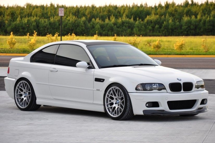 white, BMW, Car, BMW M3 E46, White Cars Wallpapers HD / Desktop and Mobile  Backgrounds