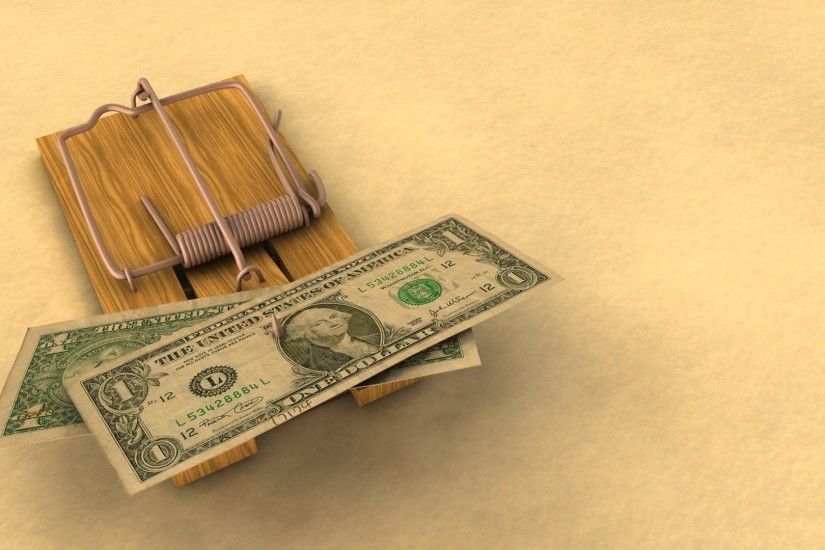 Money Trap Wallpaper 3D Models 3D Wallpapers