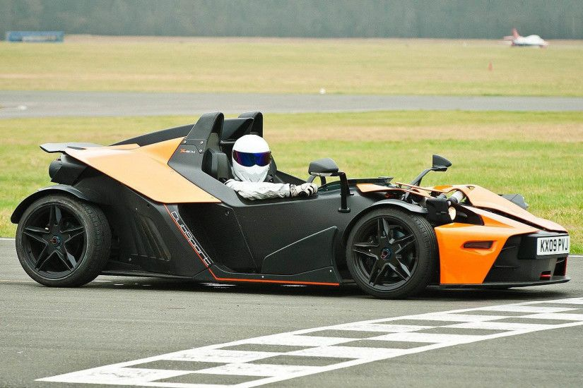 The Stig in a KTM X-Bow 1920x1080 wallpaper