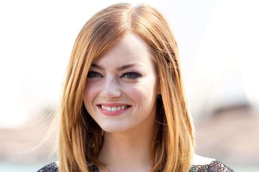 Emma Stone HD Wide Wallpaper 61010
