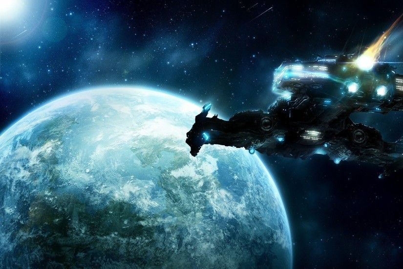 Spaceship Wallpaper 1920X1080 Hd Cool 7 HD Wallpapers