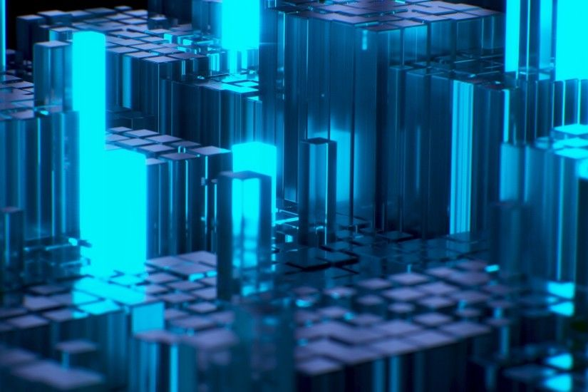 3D, Cinema 4D, Blender, Abstract, Glass Wallpapers HD / Desktop and Mobile  Backgrounds