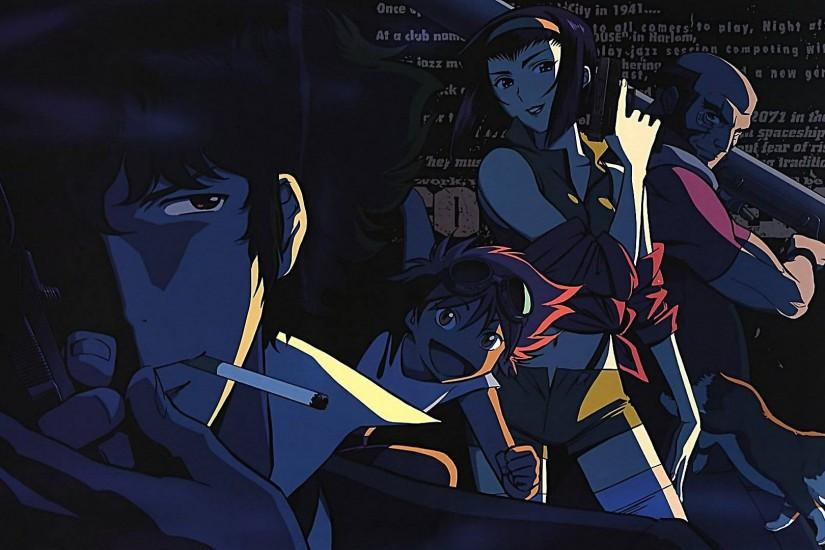 download cowboy bebop wallpaper 1920x1080 full hd