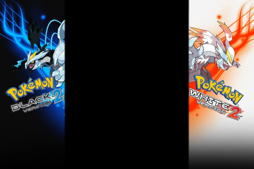 ... Pokemon Black and White 2 Youtube Background V3 by Pheonixmaster1