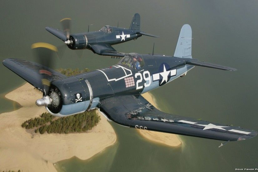 F4U Corsair high quality wallpapers