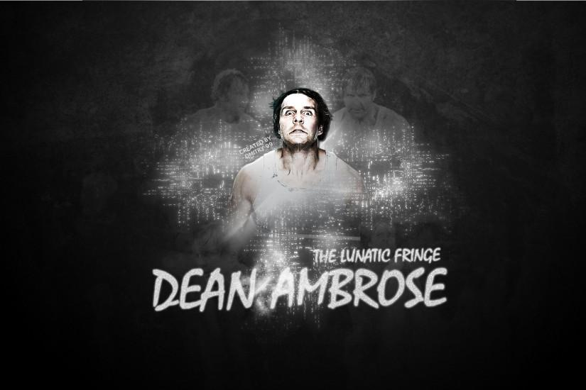 Dean Ambrose HD WallPaper by dmitrykozin99 on DeviantArt