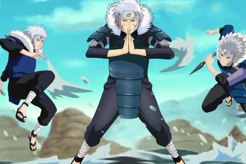 ... Tobirama Senju – 2nd Hokage | Daily Anime Art ...