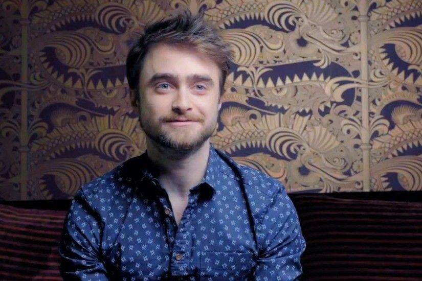 'Imperium' Daniel Radcliffe Interview - YouTube