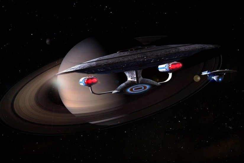 ... Star Trek: The Next Generation Wallpaper From The TV MegaSite ...