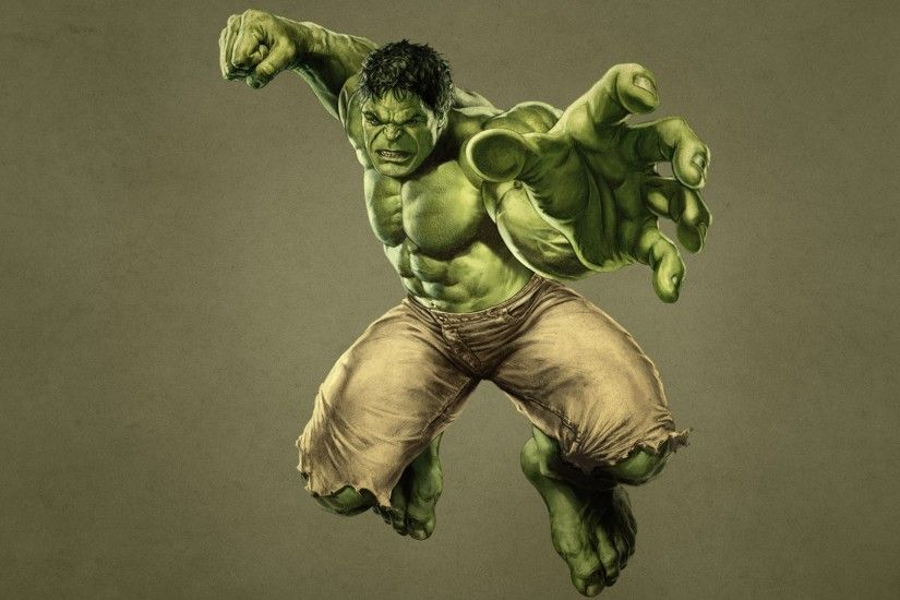 The Incredible Hulk HD Wallpaper Collection